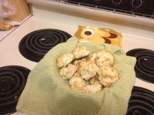 Simple Homemade Biscuits - KatieAllred.com